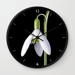 Solo Perfection Wall Clock