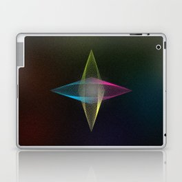 Geometrique 001 Laptop & iPad Skin