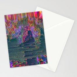Ritual Glitch Stationery Cards