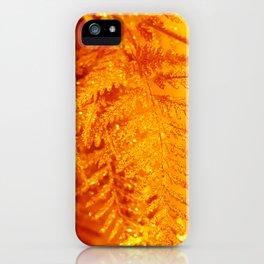 Gold Rush iPhone Case
