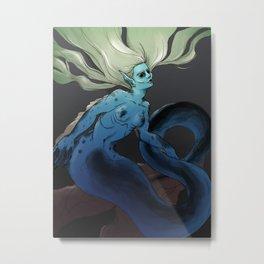 Siren Metal Print