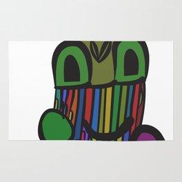 Mr. Cabbage - Veggie Style Rug