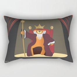 king le[ye]ar Rectangular Pillow