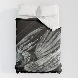 Flight in Midnight Comforters