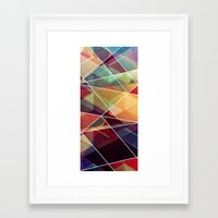 journey Framed Art Prints featuring Journey by VessDSign