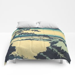 Looking Right at Hine Comforters
