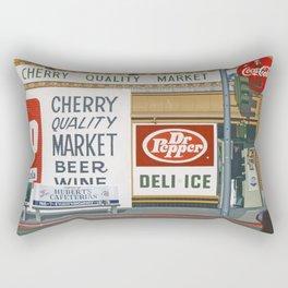 Beautify Your City Rectangular Pillow