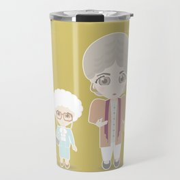Girls in their Golden Years Travel Mug