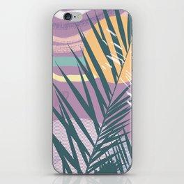 Summer Pastels iPhone Skin