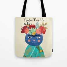 Frida Cathlo Tote Bag