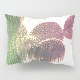 Glitch Cactus Pillow Sham