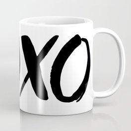 XOXO - Hugs and Kisses Coffee Mug
