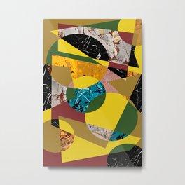 Abstract #98 Metal Print