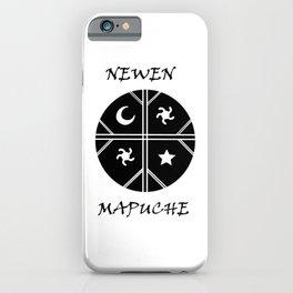 indigenas -  Mapuche iPhone Case