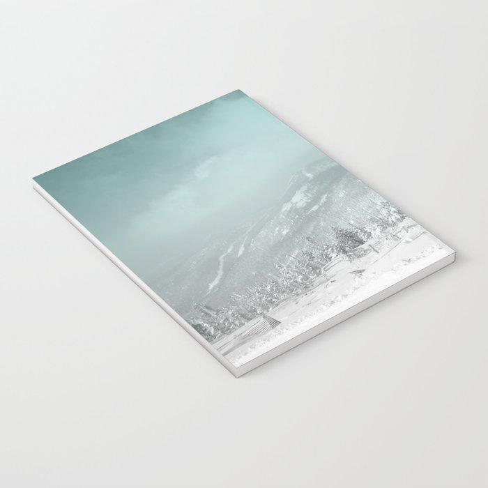 Blue mountains 2 Notebook