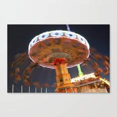 swings. Canvas Print