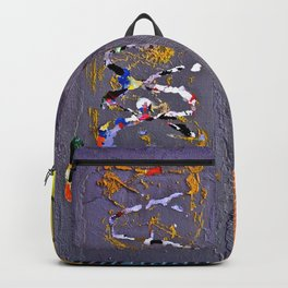 Split Wall Personality Backpack
