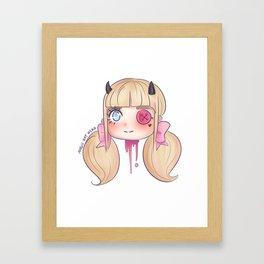 Betsy Framed Art Print