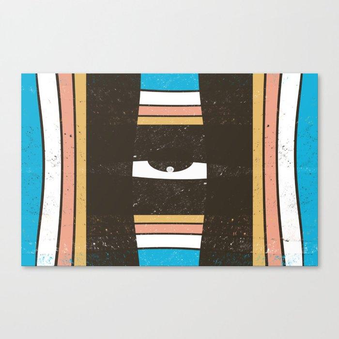 Next Dimension Canvas Print