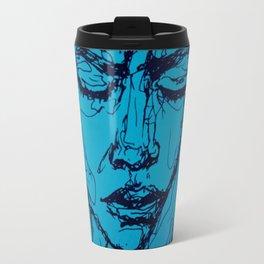 Feelin Blue Travel Mug