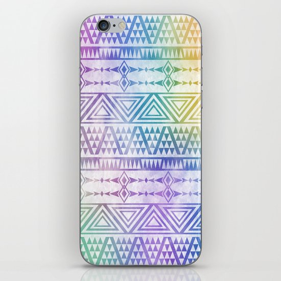 Tribal Voice iPhone & iPod Skin