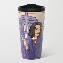 13th Doctor Travel Mug