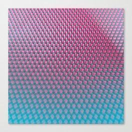 cubes4 Canvas Print