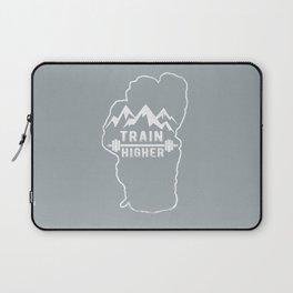 Train Higher Tahoe Laptop Sleeve