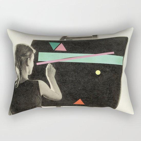 I'll Show You Things You've Never Seen Rectangular Pillow