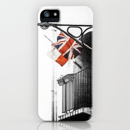Union Jack/Flag iPhone Case