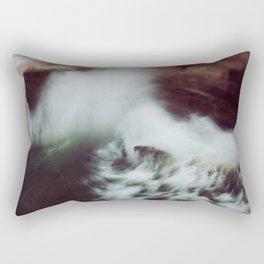 Guadalupe Wave Rectangular Pillow