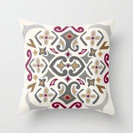 Algiers Throw Pillow
