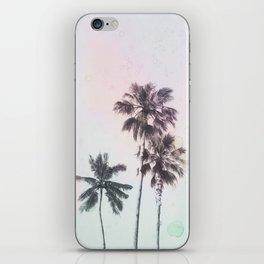 Palm Daze iPhone Skin