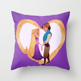 Now that I see you Throw Pillow
