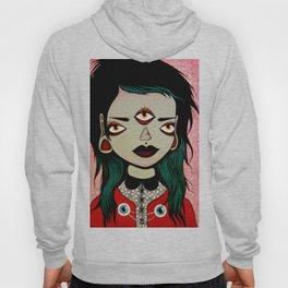 Mutant Girl Hoody