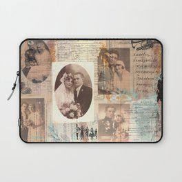 And They Lived Happily Ever After... Laptop Sleeve