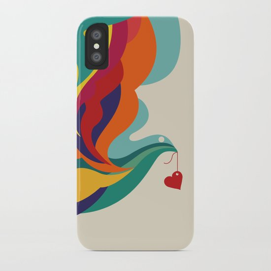 Love Message iPhone Case