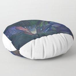 Supernatural  love Floor Pillow