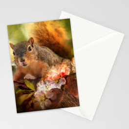 You Foxy Thing Stationery Cards