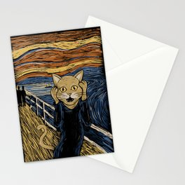 The Purr Stationery Cards