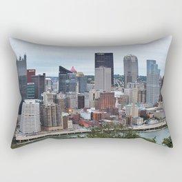 Steel City Rectangular Pillow