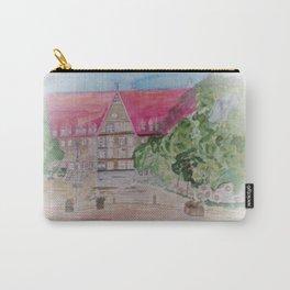 Rathaus der Stadt Bobingen Aquarell Carry-All Pouch