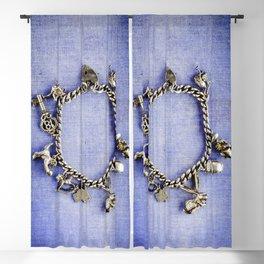 Charm Bracelet Blackout Curtain