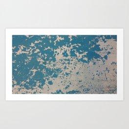 Bottom's Up Art Print