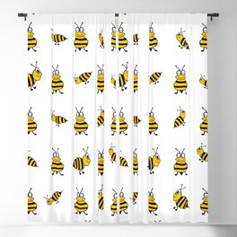 Whats The Buzz Blackout Curtain