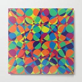 Geometric No. 13 Metal Print