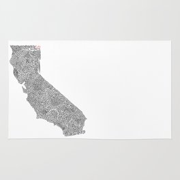 State Secrets - California Rug
