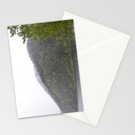 Season's First Snow Stationery Cards
