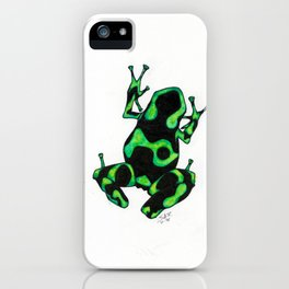 Auratus iPhone Case