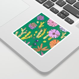 Baja California Sticker